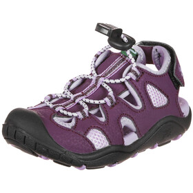 Kamik Oyster 2 Sandals Kids dark purple